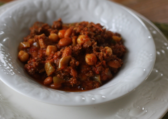 Prize-Winning Chili for 20